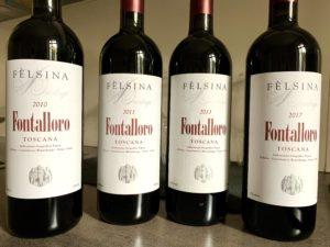 Felsinas Kultwein ist einer der ersten reinsortigen Sangiovese