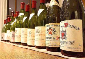 Gereifte Rayas & du Pegau, Clos des Papes, Beaucastel & Co. sind gesuchte Raritäten